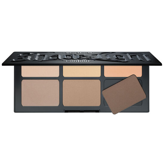 Shade + Light Face Contour Palette Refillable Pan, Shadowplay - Contour