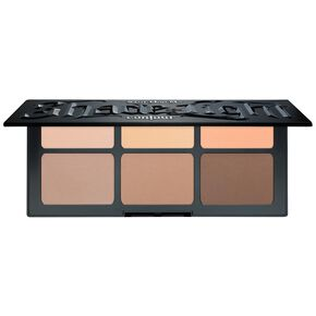 Shade + Light Refillable Face Contour Palette,