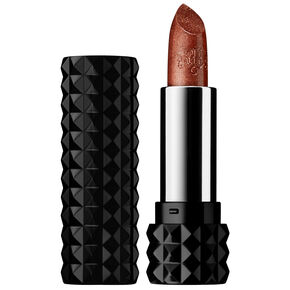 Studded Kiss Lipstick, Gothica - sparkling bronze