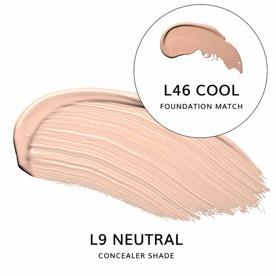 Lock-It Concealer Crème, 9 Light - Neutral Undertone