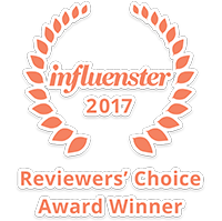 Influenster Reviewers' Choice Winner 2017
