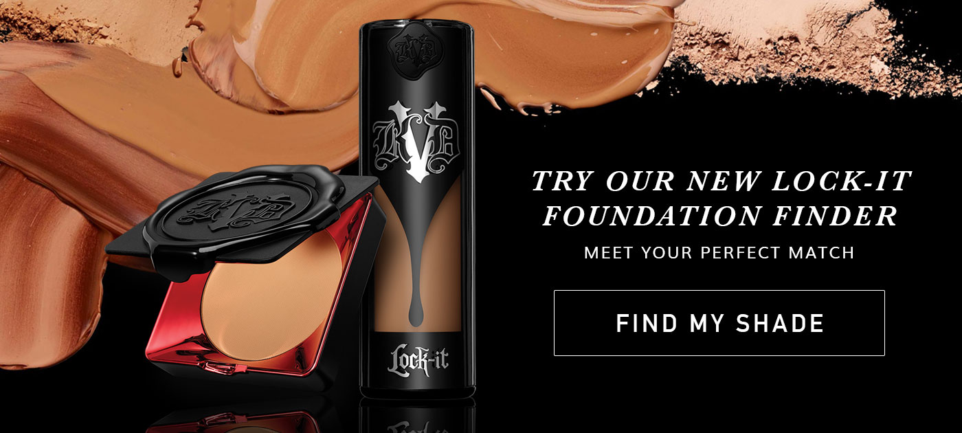 Try Our New Lock-It Foundation Finder. Meet Your Perfect Match. Find My Shade.