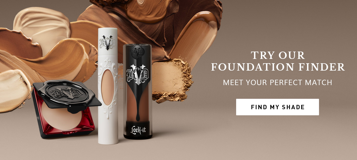 Try Our Foundation Finder. Meet Your Perfect Match. Find My Shade.